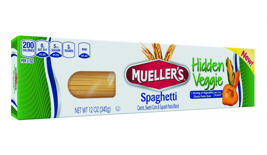 vegetable serving pasta spaghetti noodles from muellers