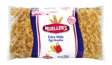 extra wide egg noodles from muellers