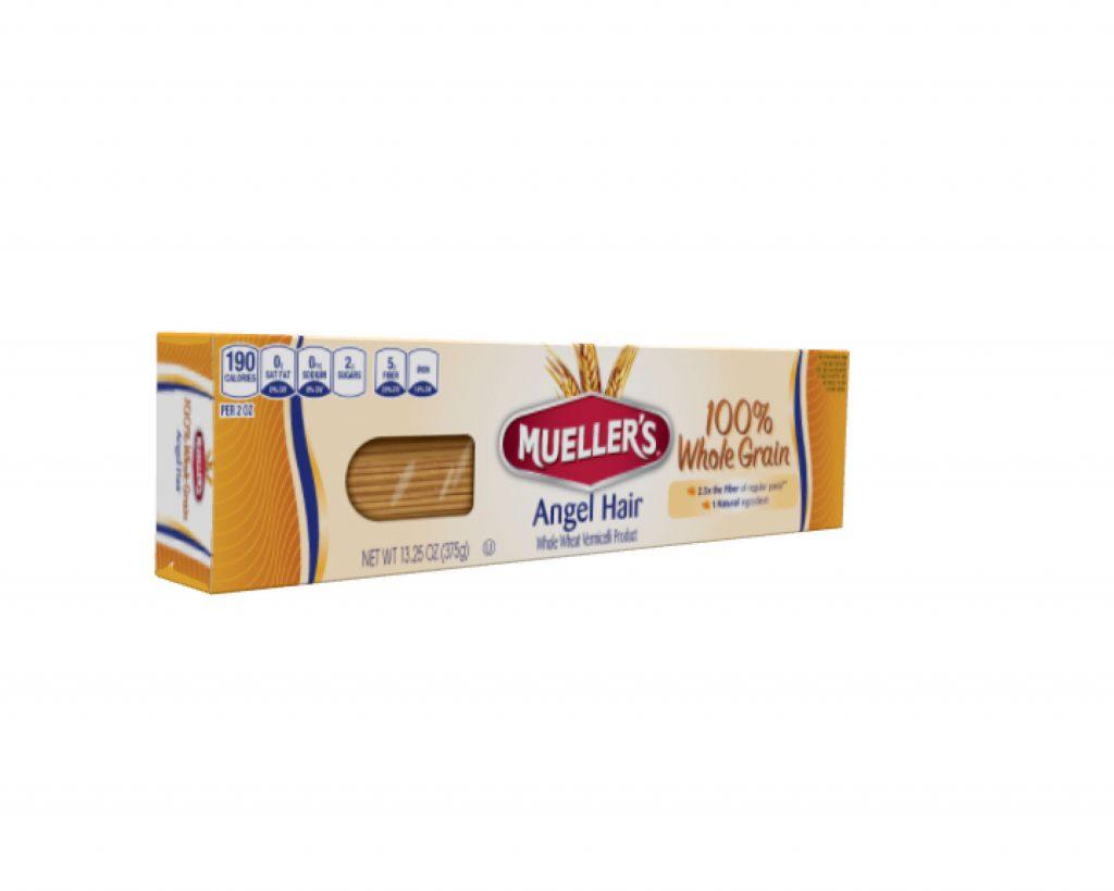 Muellers 100% Whole Grain Angel Hair Pasta