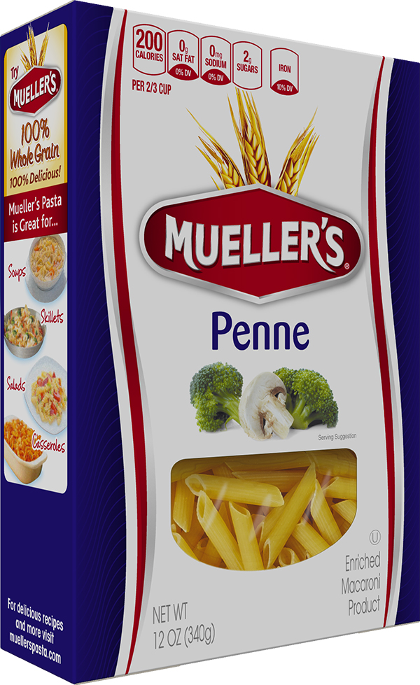 Box of Muellers Penne Pasta