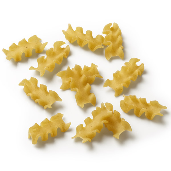 mafalda a traditional pasta shape from Mueller's Pasta