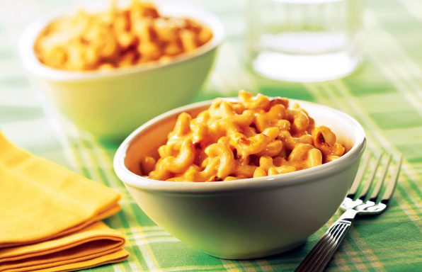 Old Fashioned Baked Macaroni And Cheese