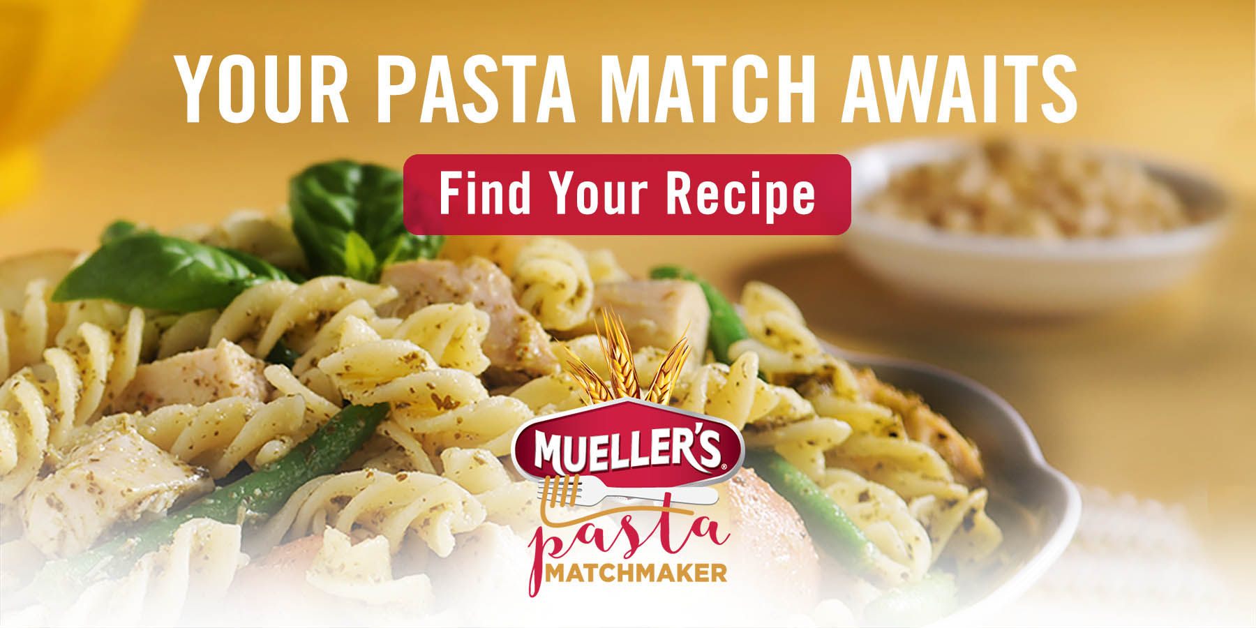 Pasta Matchmaker