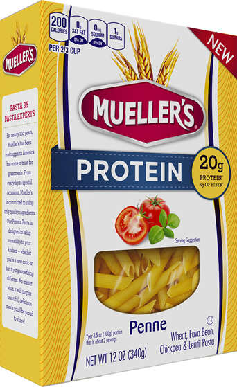 Protein-Penne Protein Penne